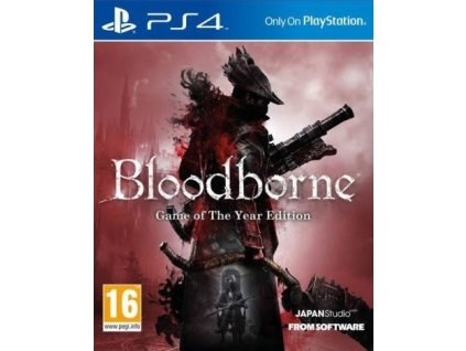 PS4 Bloodborne Game Of The Year Edition Nové