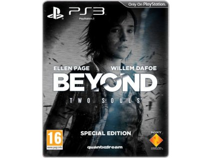 playstation 3 ps3 beyond two souls special edition