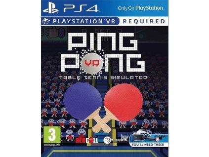 vyr 492ping pong ps4 vr