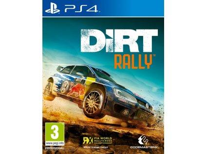 PS4 DiRT Rally N