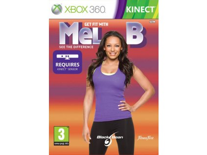 X360 Get fit with Mel B