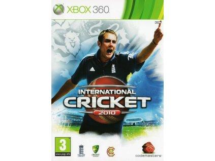 X360 International Cricket 2010