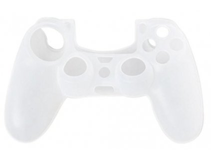 mchoice soft silicone case cover for playstation ps4 controller white 31 Bog dkFL