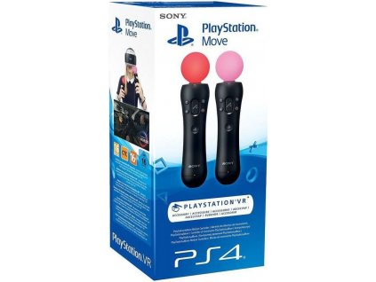 PS4 Playstation Move Twin Pack