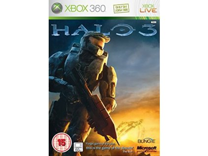 X360 Halo 3