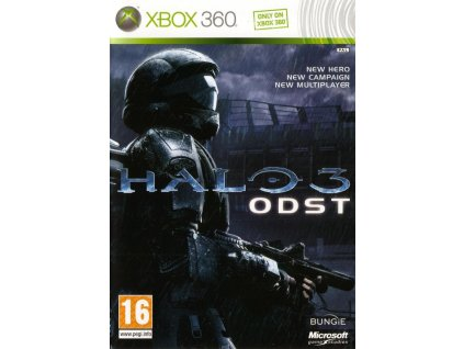 177007 halo 3 odst xbox 360 front cover