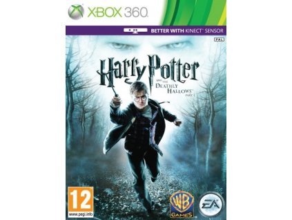 X360 Harry Potter and The Deathly Hallows Part 1
