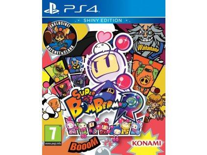 PS4 Super Bomberman R Shiny Edition Nové