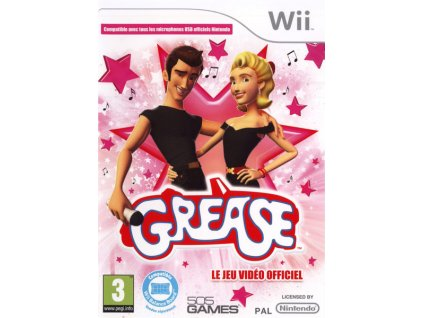 nintendo wii grease