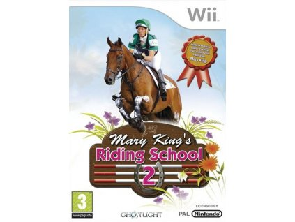 Wii Mary Kings Riding School 2