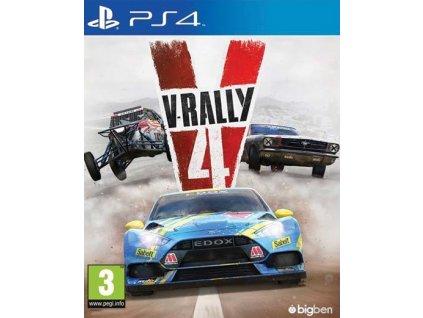 PS4 V-Rally 4 Nové