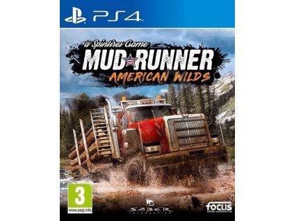PS4 MudRunner American Wilds