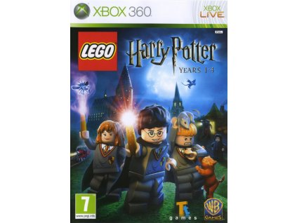 X360 LEGO Harry Potter Years 1-4