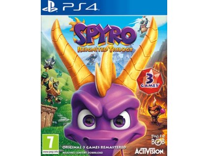 PS4 Spyro Reignited Trilogy N