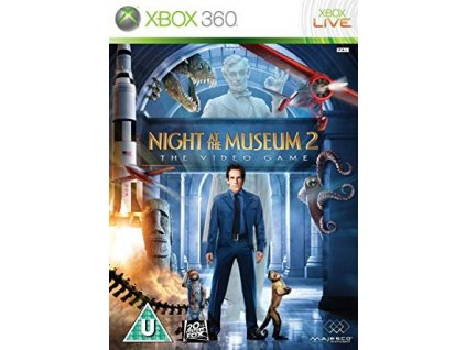 X360 Night at the Museum 2