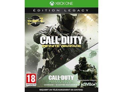 call of duty infinite warfare legacy edition xone