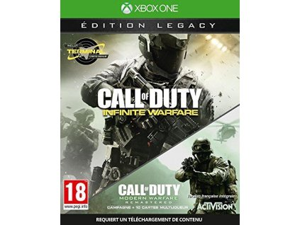 call of duty infinite warfare legacy edition xone
