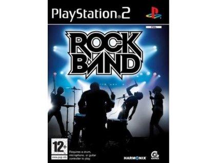 PS2 Rock Band