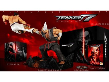 tekken 7 collector s edition pc