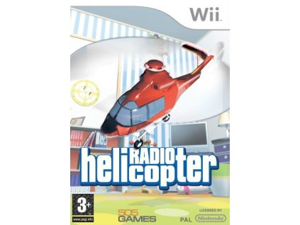 Wii Radio Helicopter