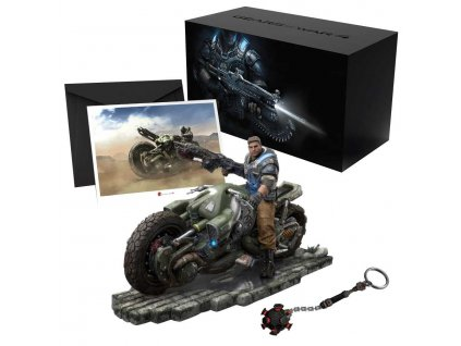 Gears of War 4 Collectors Edition Statue N