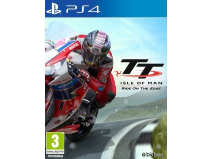 PS4 TT Isle Of Man Nové