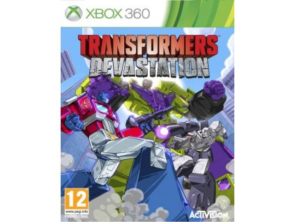 transformers devastation x360