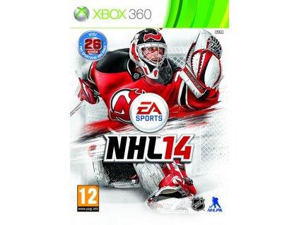 X360 NHL 14 CZ Nové