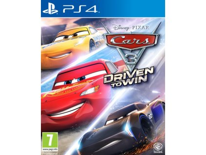 PS4 Disney Cars 3 Driven to Win