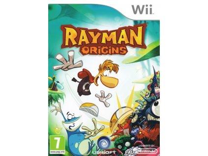 Wii Rayman Origins