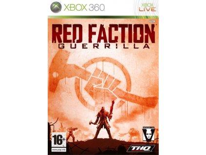 jaquette red faction guerrilla xbox 360 cover avant g