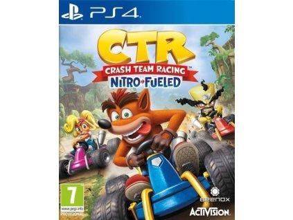 PS4 Crash Team Racing Nitro Fueled