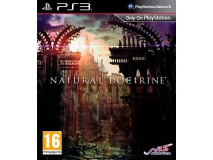 PS3 Natural Doctrine