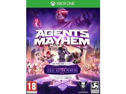 XONE Agents of Mayhem