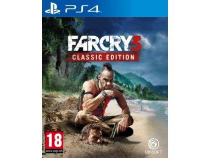 PS4 Far Cry 3 Classic Edition Nové