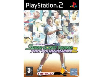 PS2 Smash Court Tennis Pro Tournament 2