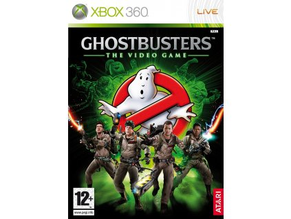 X360 Ghostbusters