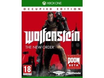 wolfenstein the new order occupied edition xone