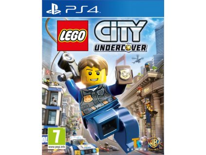PS4 LEGO City Undercover Nové