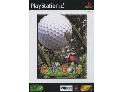 PS2 Go Go Golf