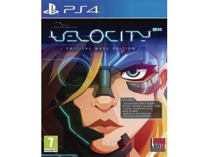 PS4 Velocity 2X Critical Mass Edition