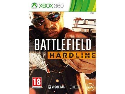 X360 Battlefield Hardline