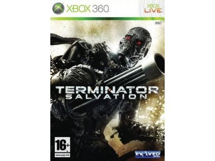 Terminator Salvation XBOX360 DVD ISO DOWNLOAD JTAG RGH 282x400