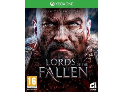 lords of the fallen limited edition xone