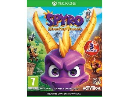 XONE Spyro Reignited Trilogy Nové