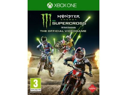 monster energy supercross xone