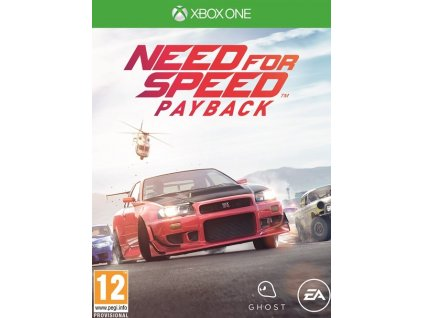XONE Need for Speed Payback Nové