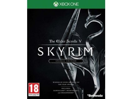 XONE The Elder Scrolls V Skyrim Special Edition