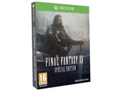 XONE Final Fantasy XV Special Edition Steelbook