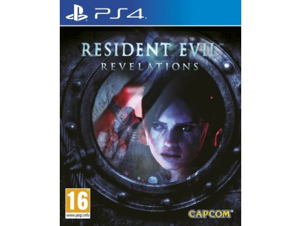 PS4 Resident Evil Revelations HD